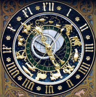 Astronomische Uhr Ulm